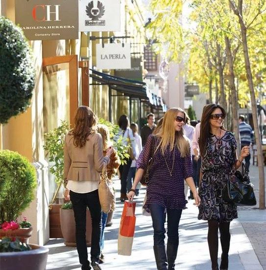 Немного о преимуществах шоппинга за границей